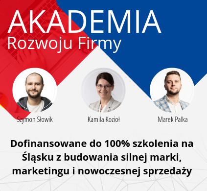 Doskam: Akademia Rozwoju Firmy szkolenia Śląsk dofinansowane