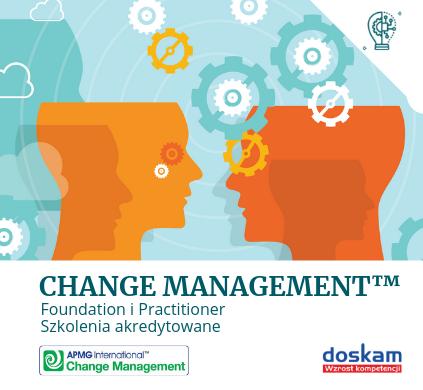 Change Management - szkolenia doskam