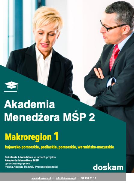Akademia Menedżera MŚP 1