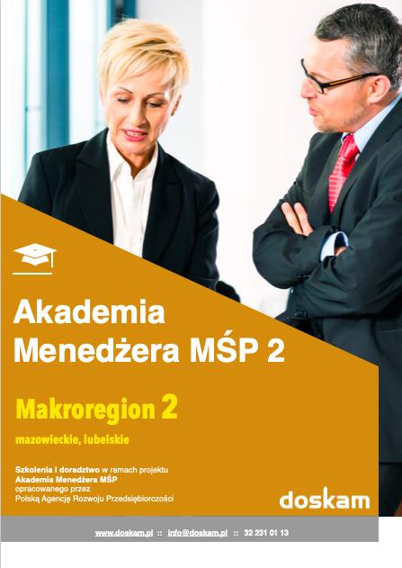 Akademia Menedżera MŚP 2