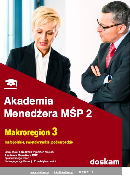 Akademia Menedżera MŚP 3