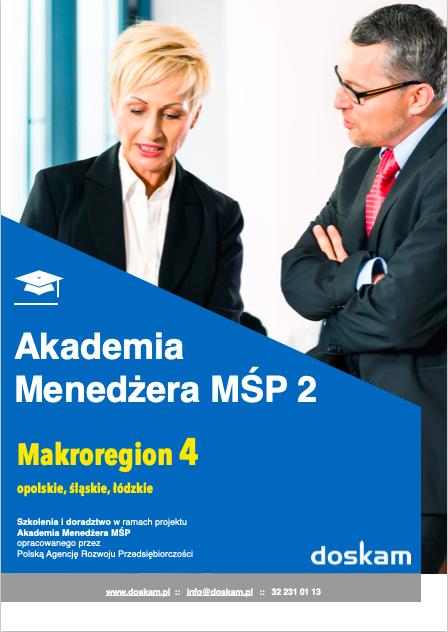 Akademia Menedżera MŚP 4