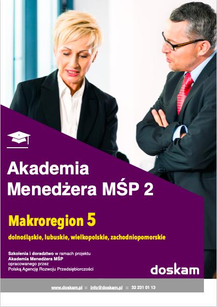 Akademia Menedżera MŚP 5